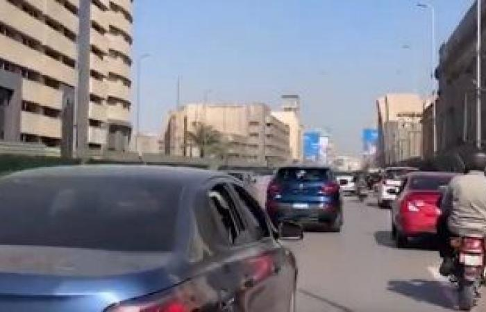 #اليوم السابع - #حوادث - النشرة المرورية.. كثافات متحركة بمحاور القاهرة والجيزة