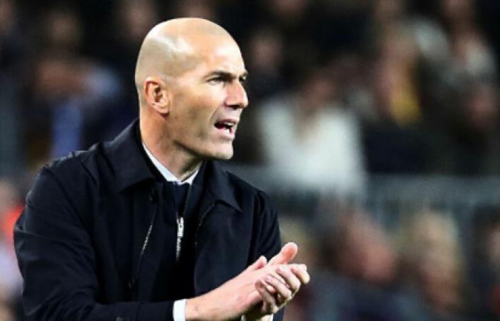 الوفد رياضة - زيدان يعلن قائمة ريال مدريد لمواجهة خيتافي موجز نيوز