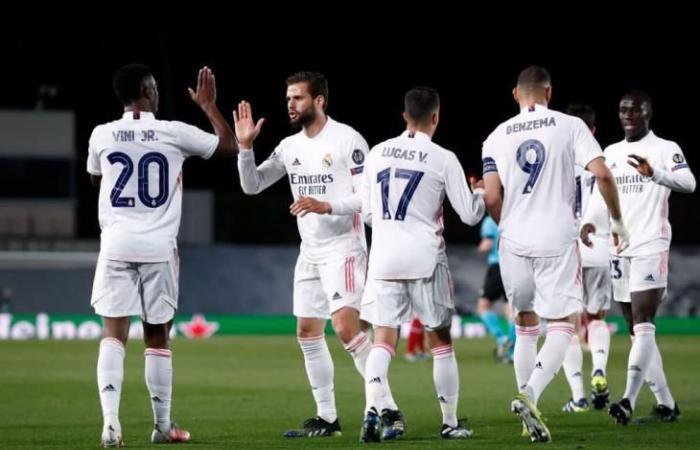 رياضة عالمية الأحد الليجا.. خيتافي 0-0 ريال مدريد.. هدف ملغي