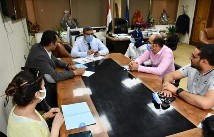 المصري اليوم - اخبار مصر- 50 نشاطا ضمن خطة رمضان للأنشطة الطلابية بجامعة قناة السويس موجز نيوز