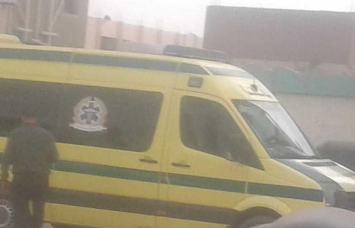 #المصري اليوم -#حوادث - إصابة مجند صدمته سيارة وفرت هاربة على طريق بهدال في المنيا موجز نيوز