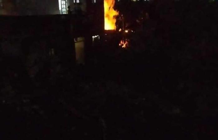 #المصري اليوم -#حوادث - إخماد حريق منزل وحظيرة مواشي دون خسائر في الأوراح ببنها موجز نيوز