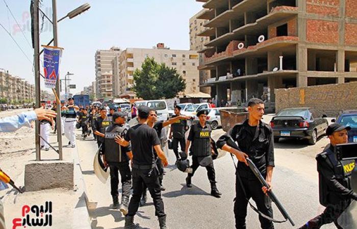 #اليوم السابع - #حوادث - حتى لا ننسى جرائمهم.. اليوم السابع يوثق محاولة اغتيال وزير الداخلية الأسبق
