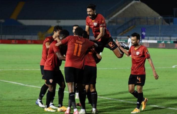 كأس مصر.. مصر للمقاصة 2 - 0 سيراميكا كليوباترا..باسم مرسي يُسجل