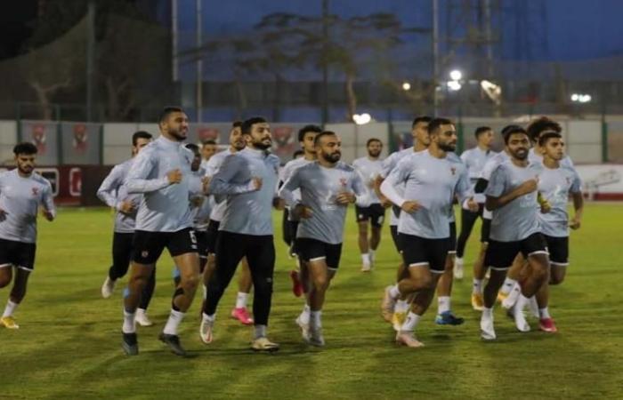 مران الأهلي.. محاضرة موسيماني للاعبين.. وتدريبات قوية للحراس