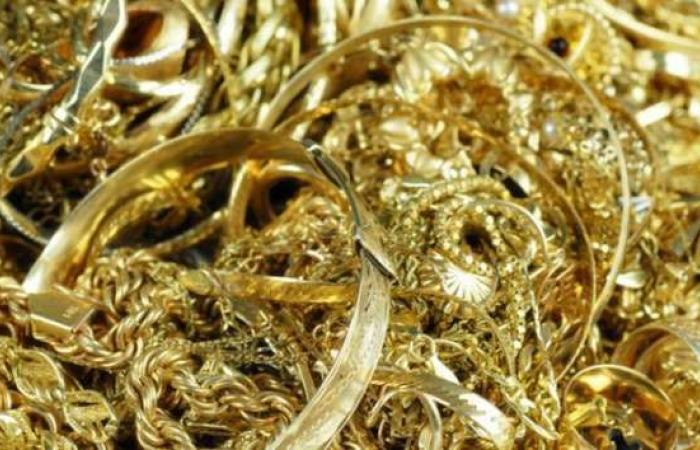 اخبار السياسه ارتفاع أسعار الذهب 5 جنيهات في نهاية معاملات اليوم