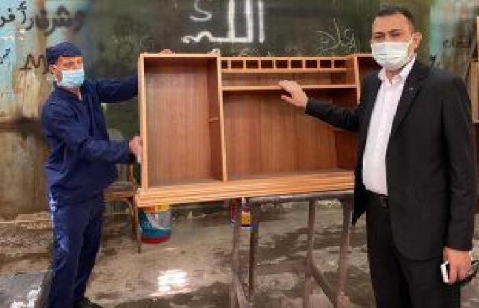 #اليوم السابع - #حوادث - صنع فى السجن.. إنتاج غرف نوم وسفرة وصالونات خلف الأسوار