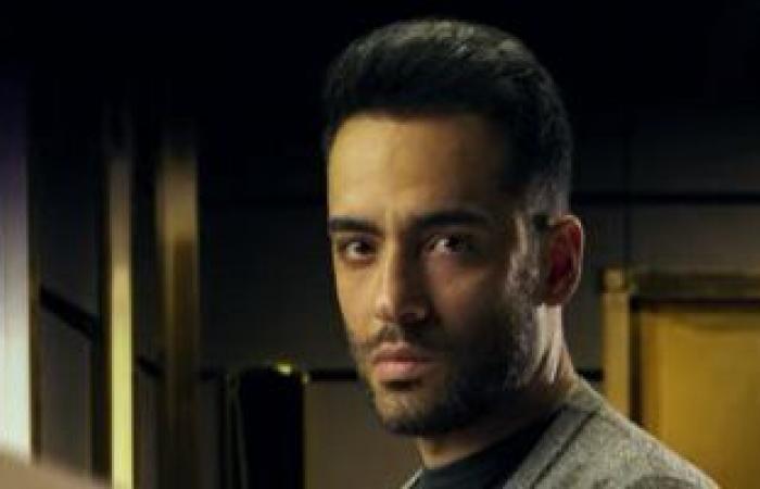 """#اليوم السابع - #فن - رامى جمال يتألق فى أول تتر درامى """" ممثلين """" بمسلسل """"بين السما والأرض"""""""