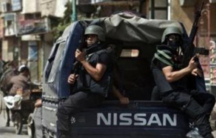 """#اليوم السابع - #حوادث - القبض على أم عبده """"مستريحة"""" المنوفية الهاربة فى قنا"""