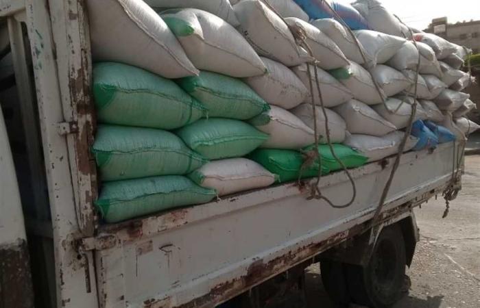 #المصري اليوم -#حوادث - تموين المنيا: استلام 5896 طن قمح من المزراعين منذ بداية التوريد موجز نيوز