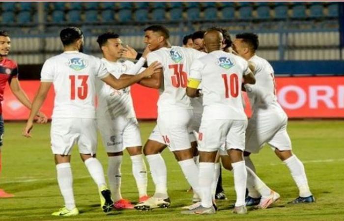 الوفد رياضة - مواعيد مباريات الزمالك المقبلة في الدوري موجز نيوز