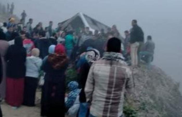 #اليوم السابع - #حوادث - 4 وفيات و24 مصابا حصيلة ضحايا حادث تصادم ميكروباصين على صحراوى أسوان