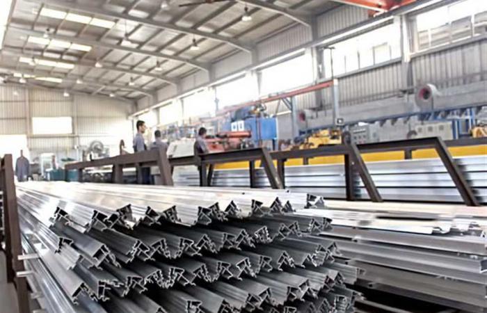 #المصري اليوم - مال - رسوم حماية «الألومنيوم» تغرق السوق بالمنتجات المستوردة موجز نيوز