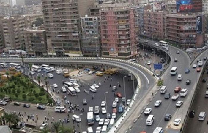 الوفد -الحوادث - نشرة مرور الوفد | تعرف على أماكن الزحام بالقاهرة والجيزة موجز نيوز