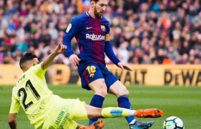 الوفد رياضة - الليلة.. برشلونة يسعى لعبور أحزان الكلاسيكو على حساب خيتافي موجز نيوز