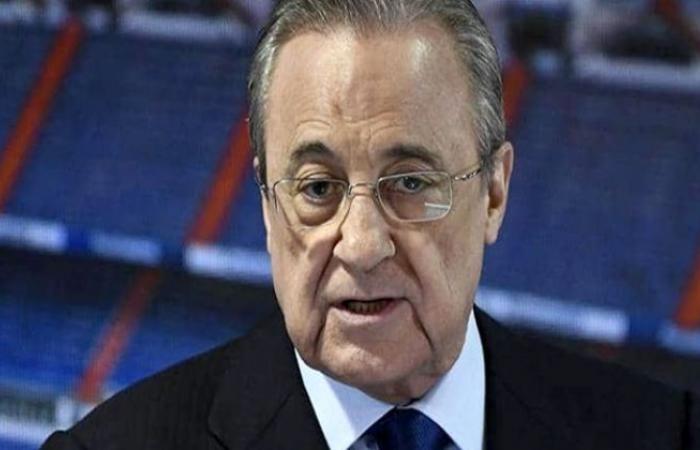 الوفد رياضة - بيريز ينفى تعاقد ريال مدريد مع مبابي وهالاند موجز نيوز