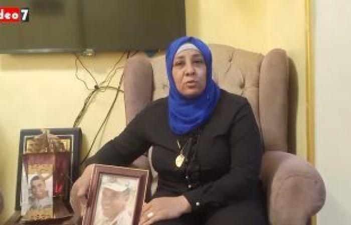 #اليوم السابع - #حوادث - فاكرينهم مش ناسيينهم.. والدة الشهيد ملازم حسن محمد: كان عامل ذعر للتكفيرين