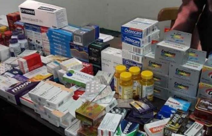 الوفد -الحوادث - التحفظ على 58973 عبوة أدوية داخل مخزن بدون ترخيص في الغربية موجز نيوز