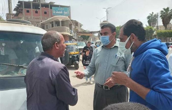 #المصري اليوم -#حوادث - ضبط 12304 مخالفين لارتداء الكمامة و478 قضية تداول «شيشة» موجز نيوز
