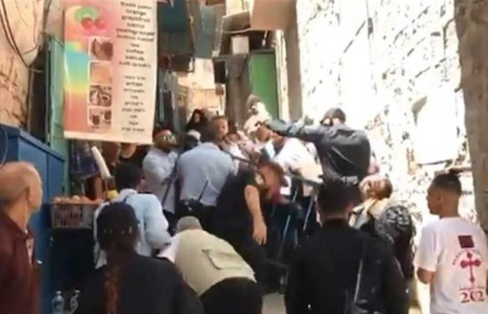 #المصري اليوم -#اخبار العالم - الأردن يدين «المضايقة الإسرائيلية» للمصلين المسيحيين قرب كنيسة القيامة موجز نيوز