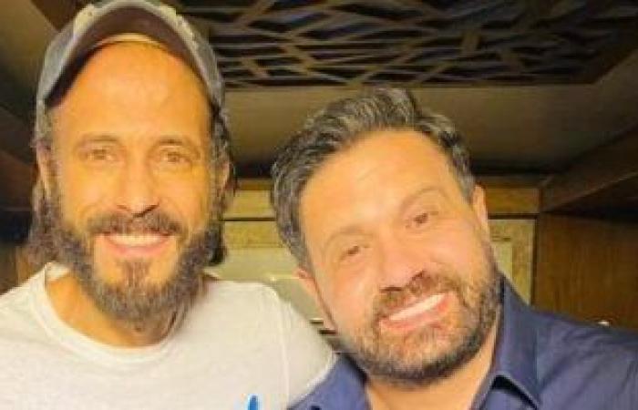 """#اليوم السابع - #فن - يوسف الشريف وإدوارد توأمة فنية ناجحة.. أبرزها """"رقم مجهول"""" و""""القيصر"""""""