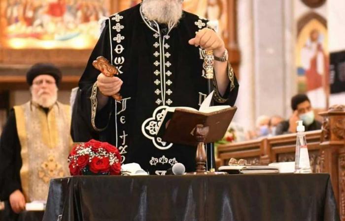 #المصري اليوم -#اخبار العالم - البابا تواضروس في رسالة بابوية: « عيد القيامة أروع حدث في تاريخ كنيستنا» موجز نيوز