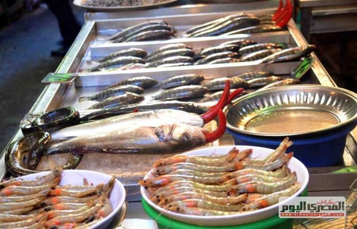 #المصري اليوم - مال - السبيط بـ140 وبلطى فيليه بـ100 جنيه.. سعر السمك والجمبري في مصر السبت 1 مايو 2021 موجز نيوز