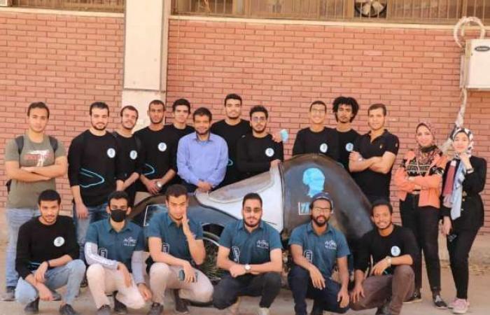 اخبار السياسه طلاب جامعة أسيوط.. الأوائل محليا و22 عالميا في مسابقة دولية بأمريكا