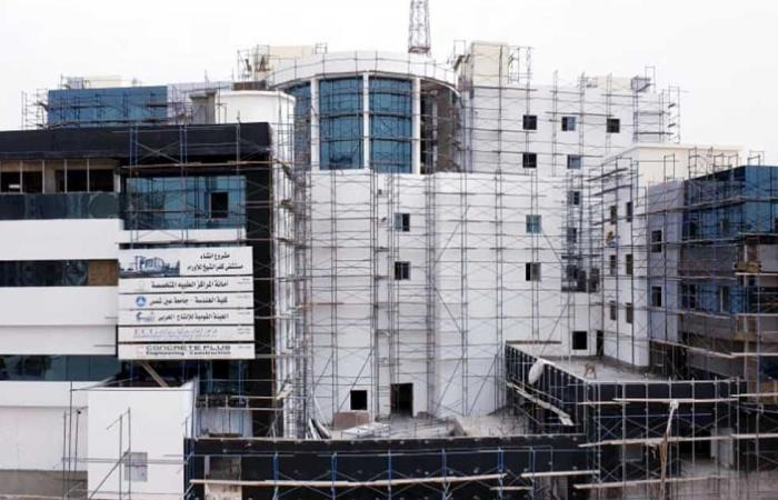 المصري اليوم - اخبار مصر- محافظ كفر الشيخ يتفقد مشروع إنشاء مركز الأورام موجز نيوز
