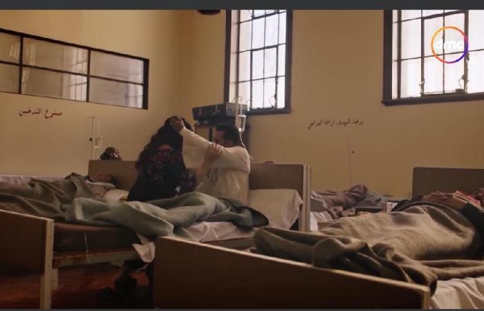 #اليوم السابع - #فن - مسلسل موسى الحلقة 19.. سمية الخشاب تسافر غزة للاطمئنان على محمد رمضان