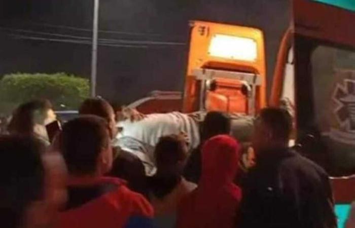 #المصري اليوم -#حوادث - مقتل شاب وإصابة شقيقاه على يد زميلهم بسبب الخلاف على بيع المخدرات بالفيوم موجز نيوز