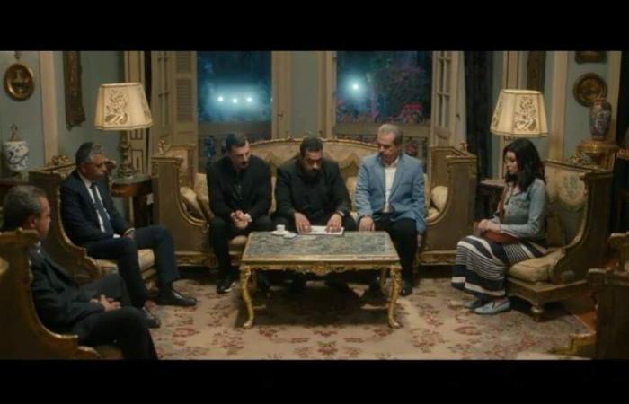 #اليوم السابع - #فن - باسل خياط يبتز أروى جودة بالفيديوهات فى الحلقة 18 من حرب أهلية
