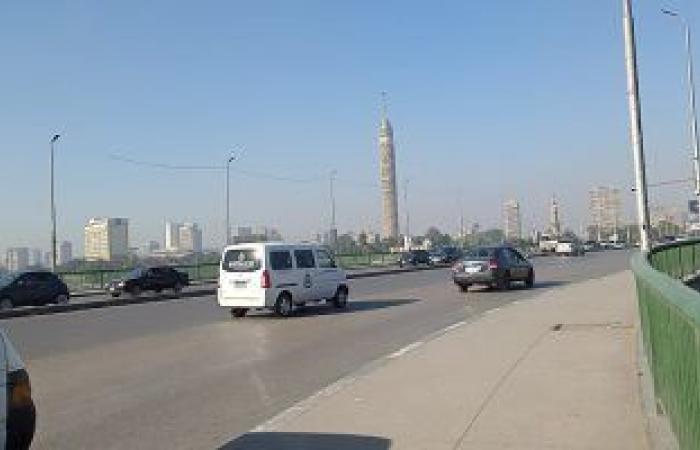 #اليوم السابع - #حوادث - النشرة المرورية.. انتظام فى حركة السيارات بمحاور وميادين القاهرة والجيزة