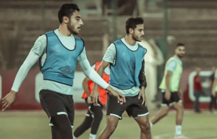 الوفد رياضة - حمدي فتحي ينتظم في تدريبات الأهلي الجماعية موجز نيوز