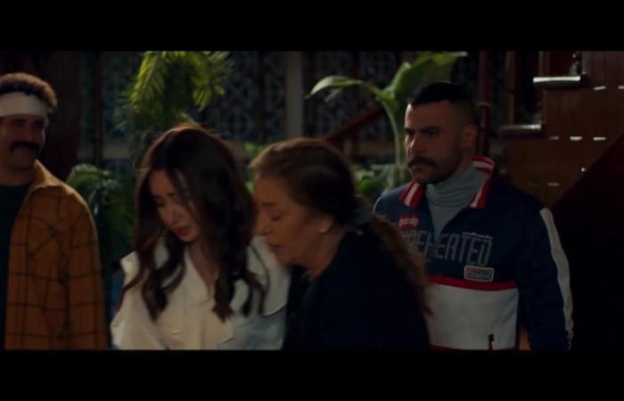#اليوم السابع - #فن - مسلسل النمر الحلقة 19.. محمد إمام يعيد لـ هنا الزاهد والدتها