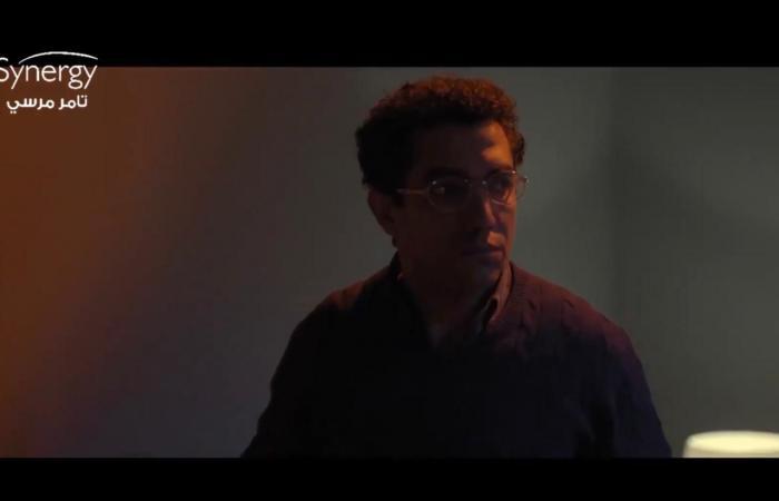"""#اليوم السابع - #فن - """"كوفيد 25"""" الحلقة 5.. يوسف الشريف يفضح شركة الأدوية المنتجة للمصل من خلال live"""