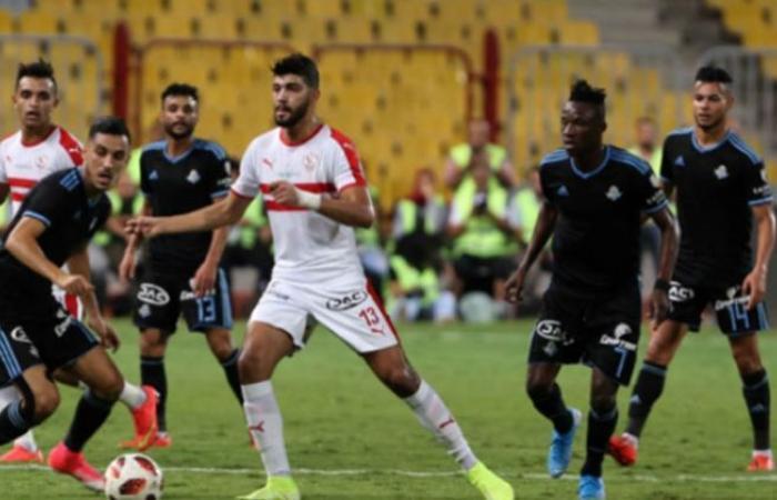 الوفد رياضة - قائمة بيراميدز لمواجهة الزمالك في الدوري موجز نيوز