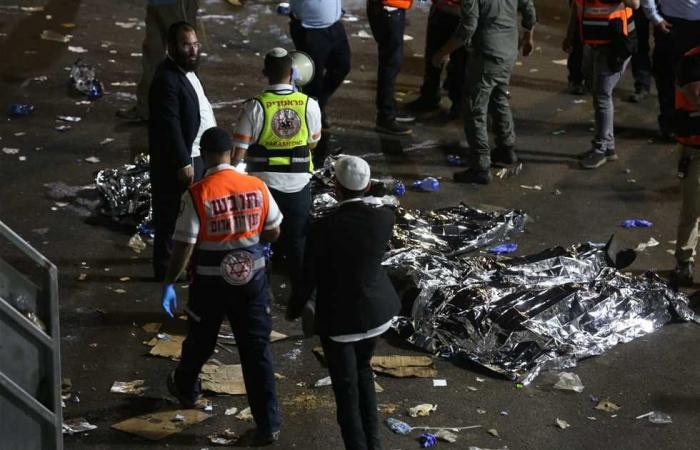 #المصري اليوم -#اخبار العالم - أمريكيون يهود بين قتلى التدافع في إسرائيل.. وتصاعد الغضب ضد حكومة نتنياهو موجز نيوز