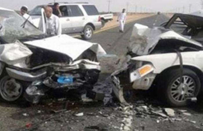 الوفد -الحوادث - مصرع طفلة في حادث سيارة ببورسعيد موجز نيوز