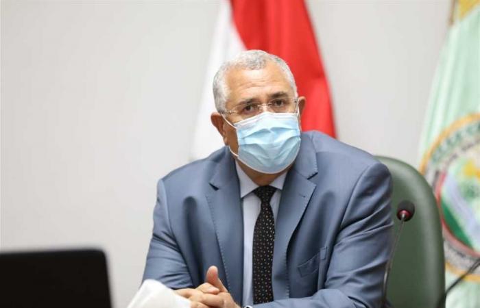 المصري اليوم - اخبار مصر- وزير الزراعة: حصاد 1.2 مليون فدان قمح وتوريد مليون طن لوزارة التموين موجز نيوز