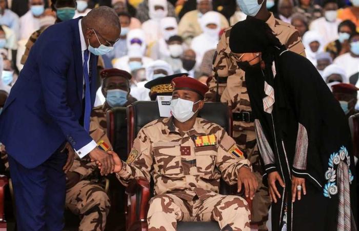 #المصري اليوم -#اخبار العالم - المجلس العسكري في تشاد يشكل حكومة من 40 وزيرا موجز نيوز