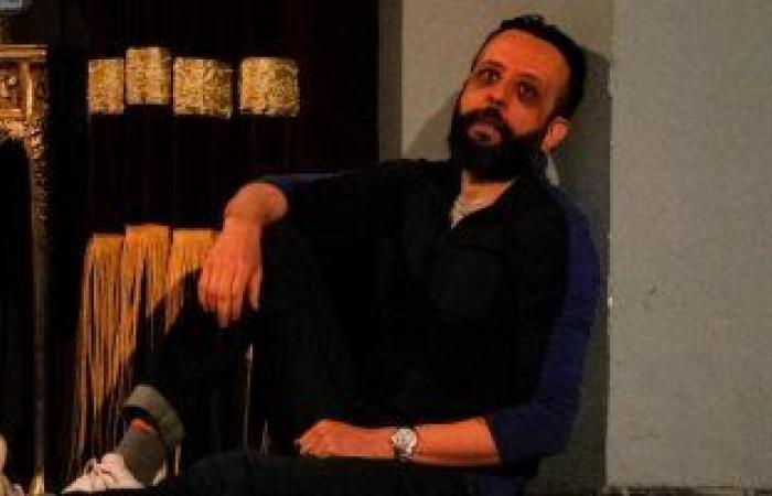 #اليوم السابع - #فن - عمرو القاضي يجسد شخصية هاملت فى مسرحية من تأليف سامح مهران