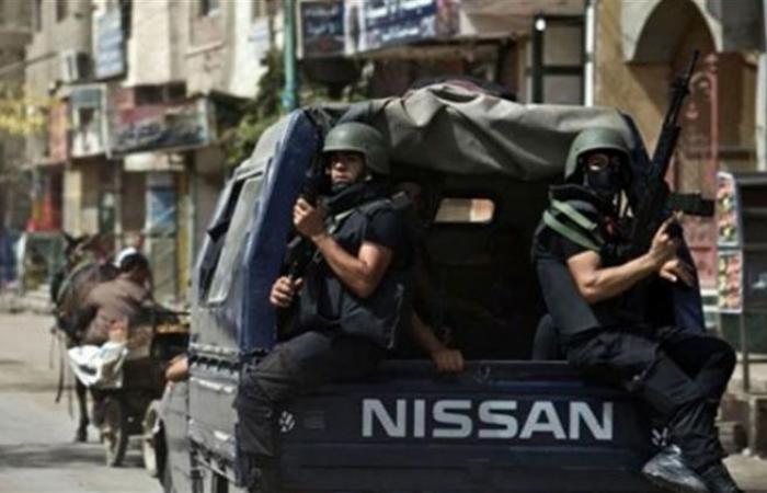 الوفد -الحوادث - ضبط 31 قضية مواد مخدرة في حملة أمنية بالجيزة موجز نيوز