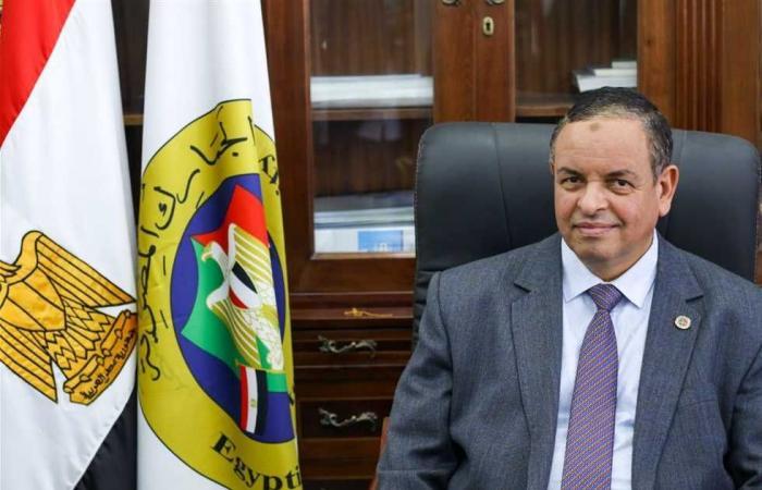 #المصري اليوم - مال - رئيس الجمارك الجديد: تشكيل فرق عمل لاستيداء حقوق الخزانة العامة وتنفيذ الأحكام القضائية موجز نيوز