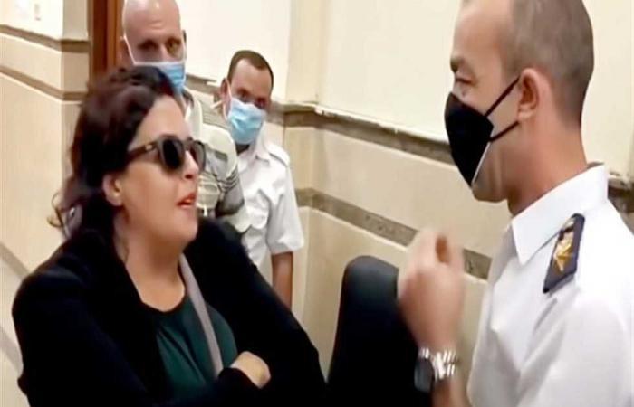 #المصري اليوم -#حوادث - حيثيات براءة «سيدة المحكمة»: واقعة ضرب الضابط دون دليل موجز نيوز