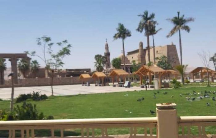 المصري اليوم - اخبار مصر- الأقصر : الحدائق والمنتزهات خالية في شم النسيم لمواجهة كورونا موجز نيوز