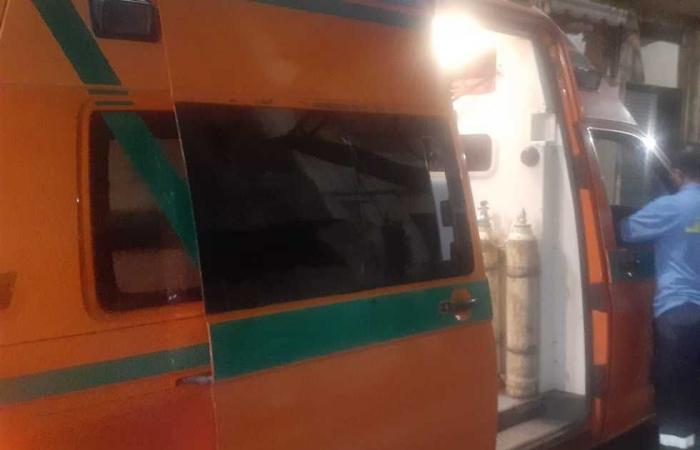 #المصري اليوم -#حوادث - إصابة شخص في انهيار سقف عقار وسط الإسكندرية (صور) موجز نيوز
