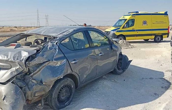 #المصري اليوم -#حوادث - ارتفاع أعداد ضحايا حادث تصادم أسوان إلى 5 وفيات و10 مصابين موجز نيوز