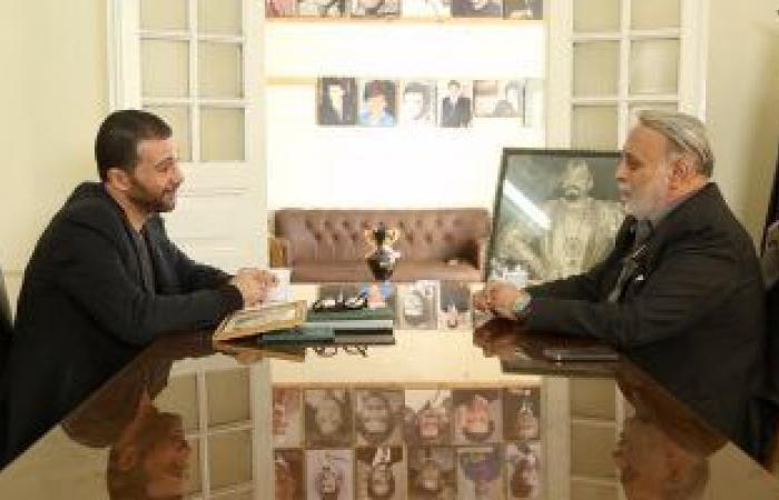 #اليوم السابع - #فن - كيف تصرف توفيق الدقن حينما سخر نجيب الريحاني من اسمه؟.. فيديو