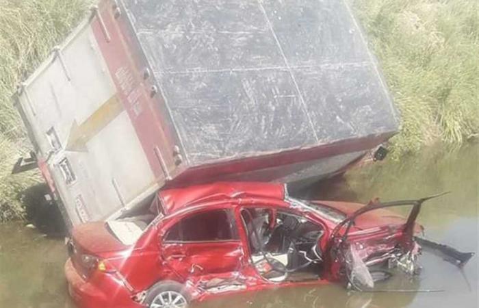 #المصري اليوم -#حوادث - وفاة شخص وإصابة 5 آخرين بينهما سيدة وطفل فى حادثى طرق منفصلين بالدقهلية موجز نيوز